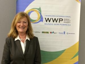 World Without Poverty Seminar. Brasilia, Brazil. November 18-19 2014